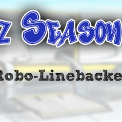 Robo-linebacker