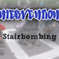 Stairbombing