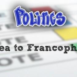 A Plea to Francophones