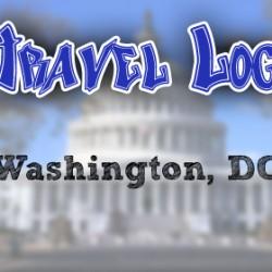 Travel Log - Washington