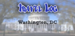 Travel Log - Washington