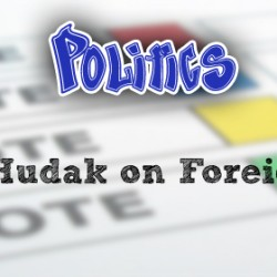 Tim Hudak on Foreigners