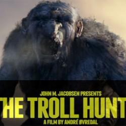 Troll Hunter movie poster