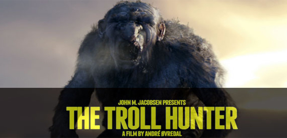 Troll Hunter (2011) movie poster