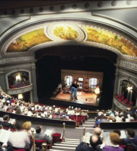 Grand Theatre with Speidi